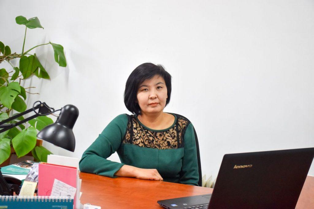 Агибаева Шайыргуль Мустафаевна